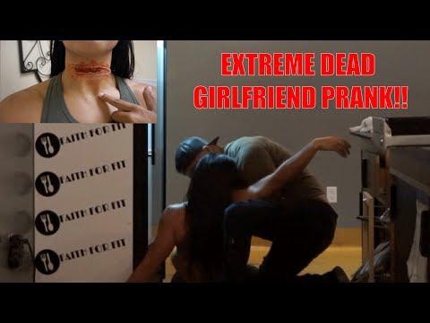 EXTREME DEAD GIRLFRIEND PRANK!!!! ((Boyfriend CRIES))