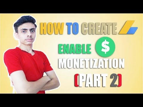 {Urdu/Hindi} YouTube Channel Monetization - How To Enable Monetization On YouTube Channel In 2017