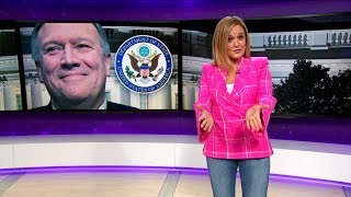 Meet Mike Pompeo | April 25, 2018 Act 1 | Full Frontal on TBS