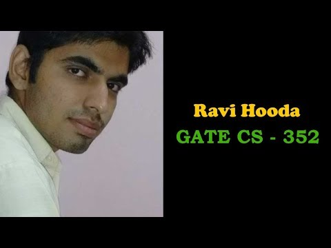 64 Ravi Kumar Hooda AIR 352