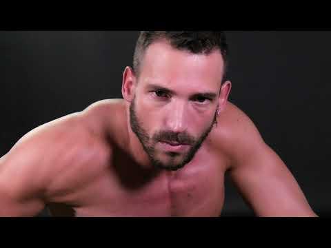 French male model underwear - Video Shoot in Paris