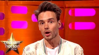 liam payne was shoved by jay zs bodyguard the graham norton show