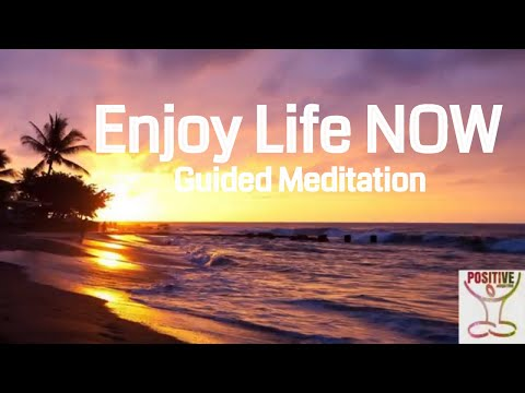 You Can ENJOY LIFE -10 Minute Meditation on Letting Go of Fears, Worries, Doubts & Anxieties of Life