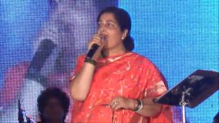 Padma shree Anuradha Paudwal ji live in concert,,,,very beautiful performance