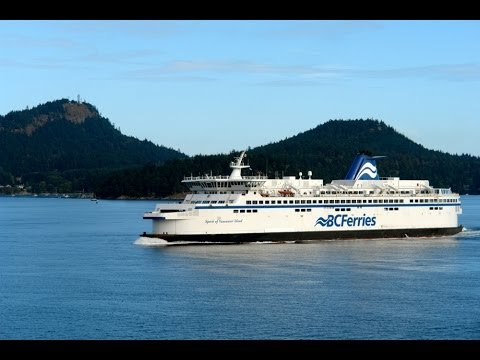 B.C. Ferry and Washington State