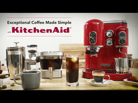 Exceptional Coffee Made Simple | KitchenAid