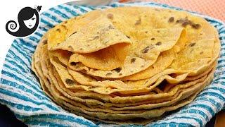 Download Sweet Potato Flatbread (Roti)   Oil-free + Yeast-free + Vegan/Vegetarian Recipe