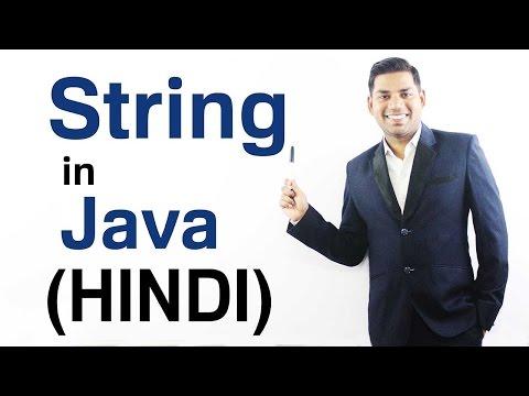 Strings in Java (HINDI/URDU)