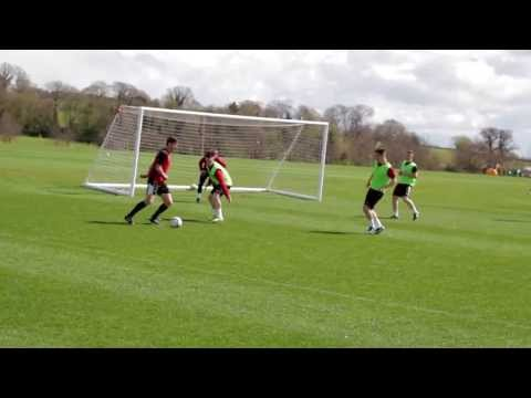 Hartpury Elite Football: A Day in the Life