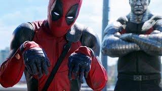 Deadpool Cuts His Hand Off Scene - Deadpool (2016) Movie CLIP HD