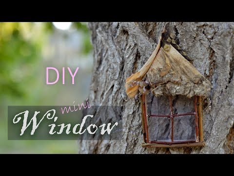 DIY Mini Window