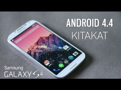 How to Install Andorid 4.4 (KitKat) on Galaxy S4 GT-I9505 (CM 11)