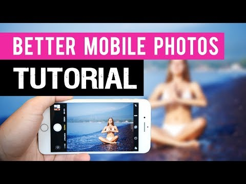 Take Better Instagram Photos Using Your Phone