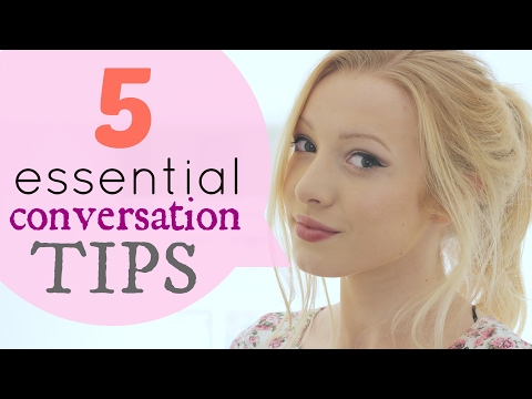 5 English Conversation Tips   How to improve your communication skills*