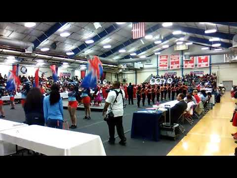Delaware State University Open House Band Oct 21st. 2017