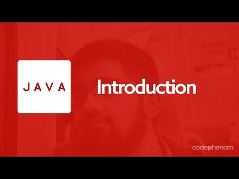Java Series - 0 - Introduction