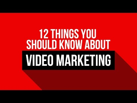 12 Things you should know about Video Marketing - Genius - Digital Advertising Agency