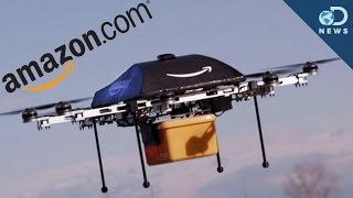 Why Amazon Delivery Drones Won