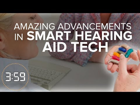Can hearing aids be as hip as the Apple Watch? (The 3:59, Ep. 381)