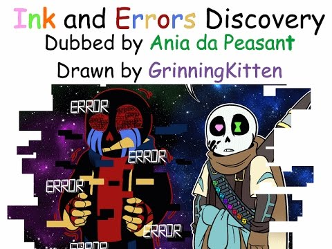 Ink and Error's Discovery