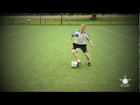 Learn how to Dribble like Messi - Football Soccer Ball Mastery Tutorial Part 1