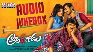 Andhhagadu Audio Jukebox | Raj Tarun, Hebah Patel | Sekhar Chandra