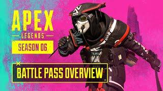 Apex Legends Season 6 – Battle Pass Trailer