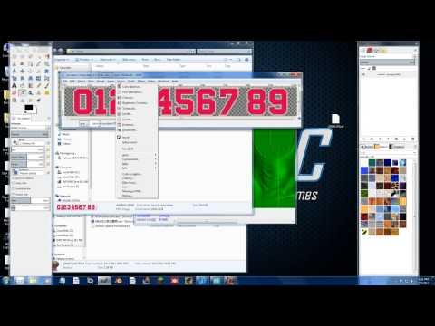 Jersey/Uniform Editing in NBA 2K PC