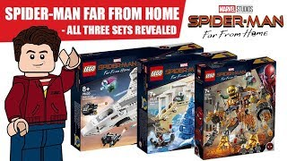 Download ALL LEGO Spider-Man Far From Home Sets Revealed Video