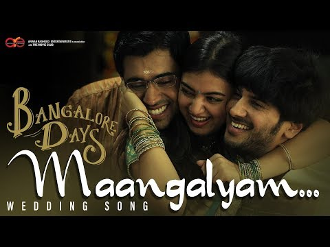 Xxx Mp4 Bangalore Days Wedding Song Maangalyam Dulquer Salmaan Nivin Pauly Fahadh Faasil Nazriya 3gp Sex