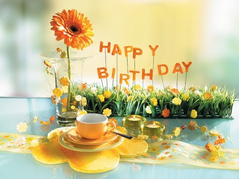 birthday flowers -  birthday flowers meaning