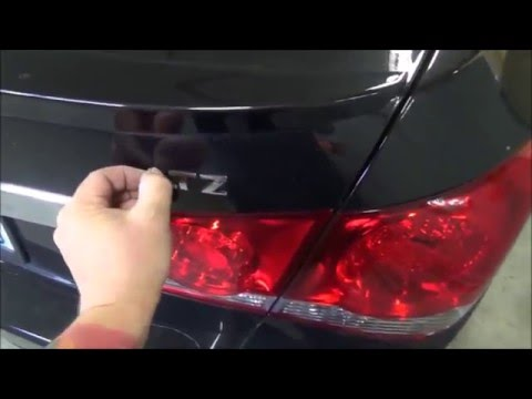 How to Remove Emblems. How to Plasti dip