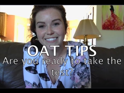 Optometry Admissions Test Tips & How to Know if You're Ready for the OAT