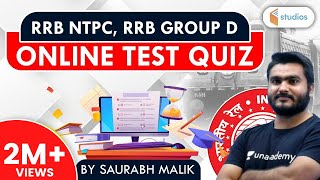 Railway Group D, Alp, Technician, upp 2018 Online test quiz //CBT demo test //online test practice /