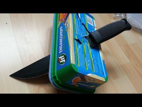 Destruction Test: Mackenzie Blackbear Knife