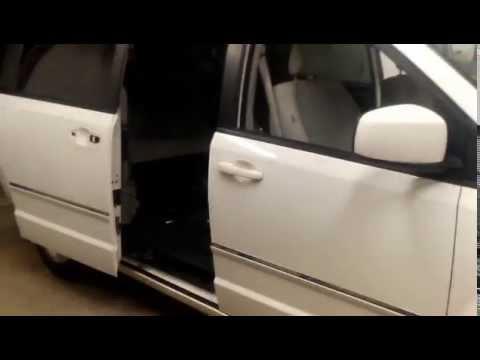 How to fix 2008-2013 Grand Caravan door handle