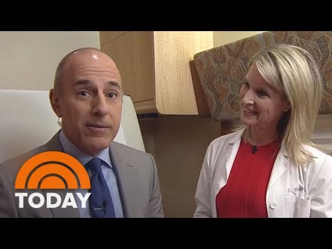 See Matt Lauer Get A Skin Cancer Check (You Should Get One Too) | TODAY