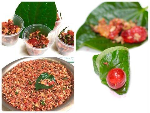 Meetha Paan Masala Video Recipe Mukhwas | Bhavna's Kitchen