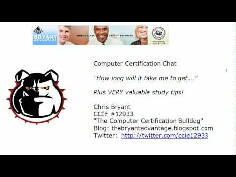 Computer Certification Chat: How Long Should It Take?