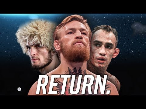The Notorious Return of Conor McGregor! (Before it is too late)