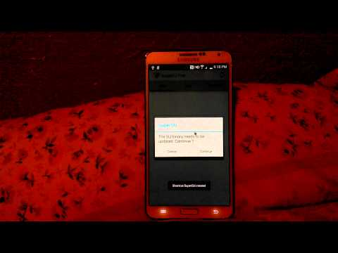 How To Install SafeStrap Custom Recovery / Root On Samsung Note 3 4.4.2 - 4.4.4