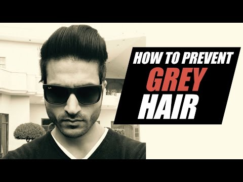 How to Prevent GREY HAIR | Tips & Remedies by Guru Mann