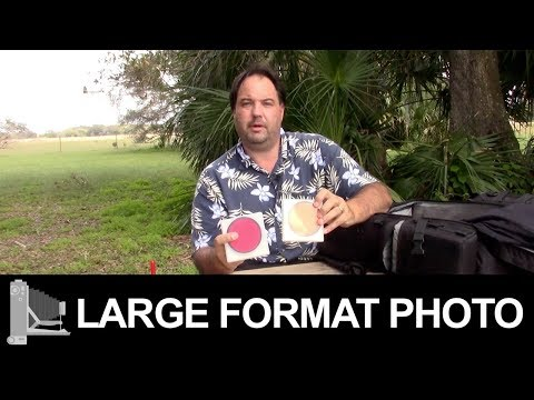 Getting Started With Large Format Film Photography