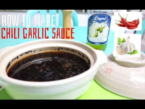 How To Make Chili Garlic Sauce