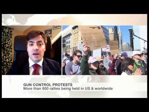 Professor Kevin Wozniak Talks to BBC About Gun Control