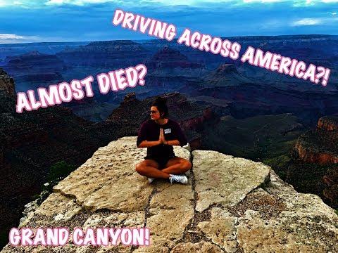 Driving across America?!