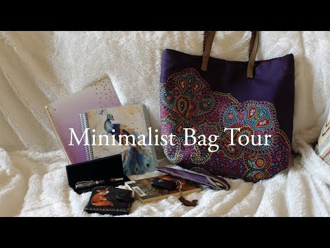 What's in my Minimalist Bag | The Truth About Foxes