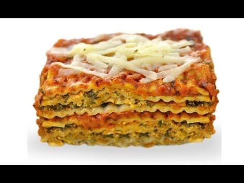 Vegetable lasagna recipe italian