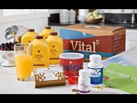 Vital 5 - pet najboljih proizvoda za vaše zdravlje i vitalnost
