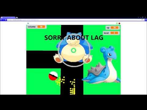 Pokemon Go In Scratch